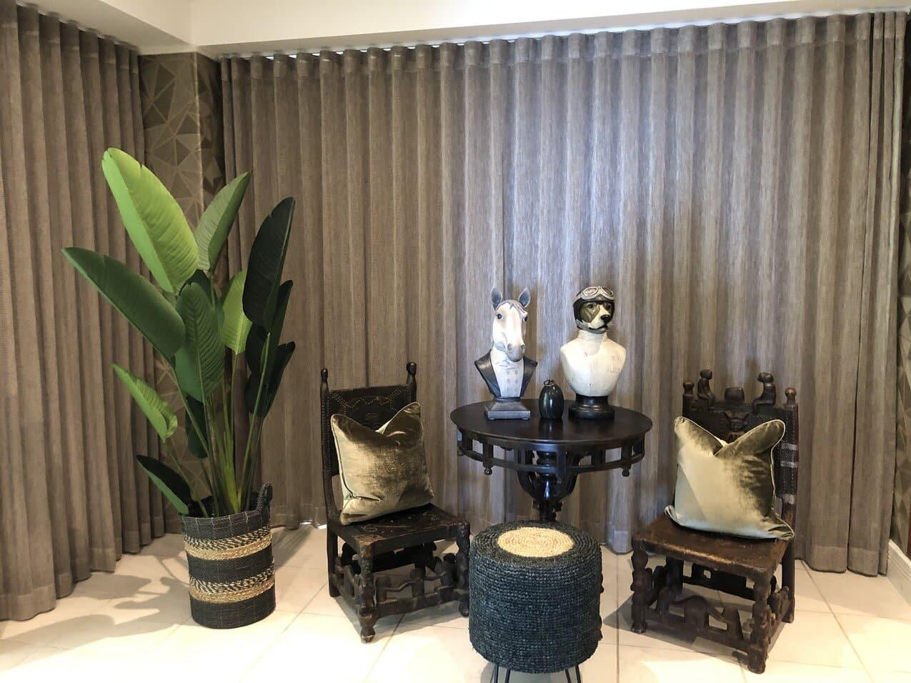 Clifton Mansion Villa Rock Room