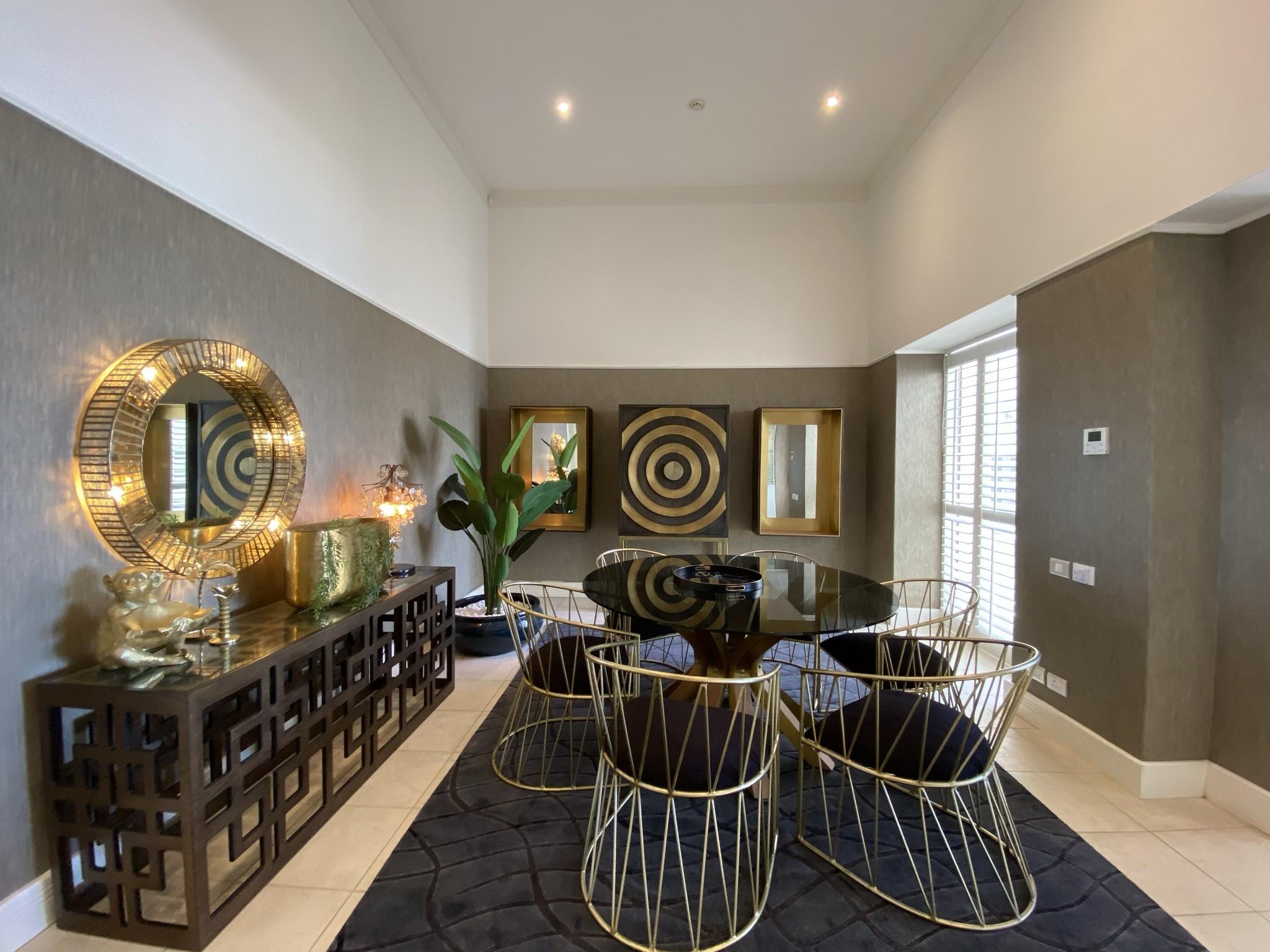 Clifton Mansion Villa Suite dining
