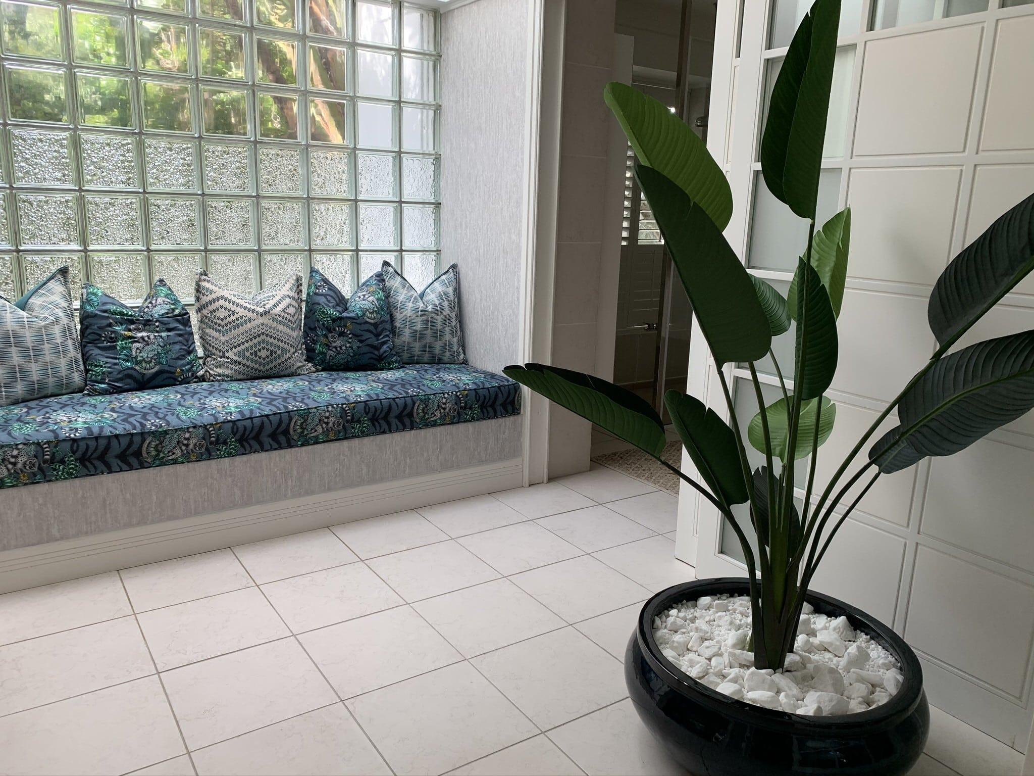 Clifton Mansion Villa Marine room