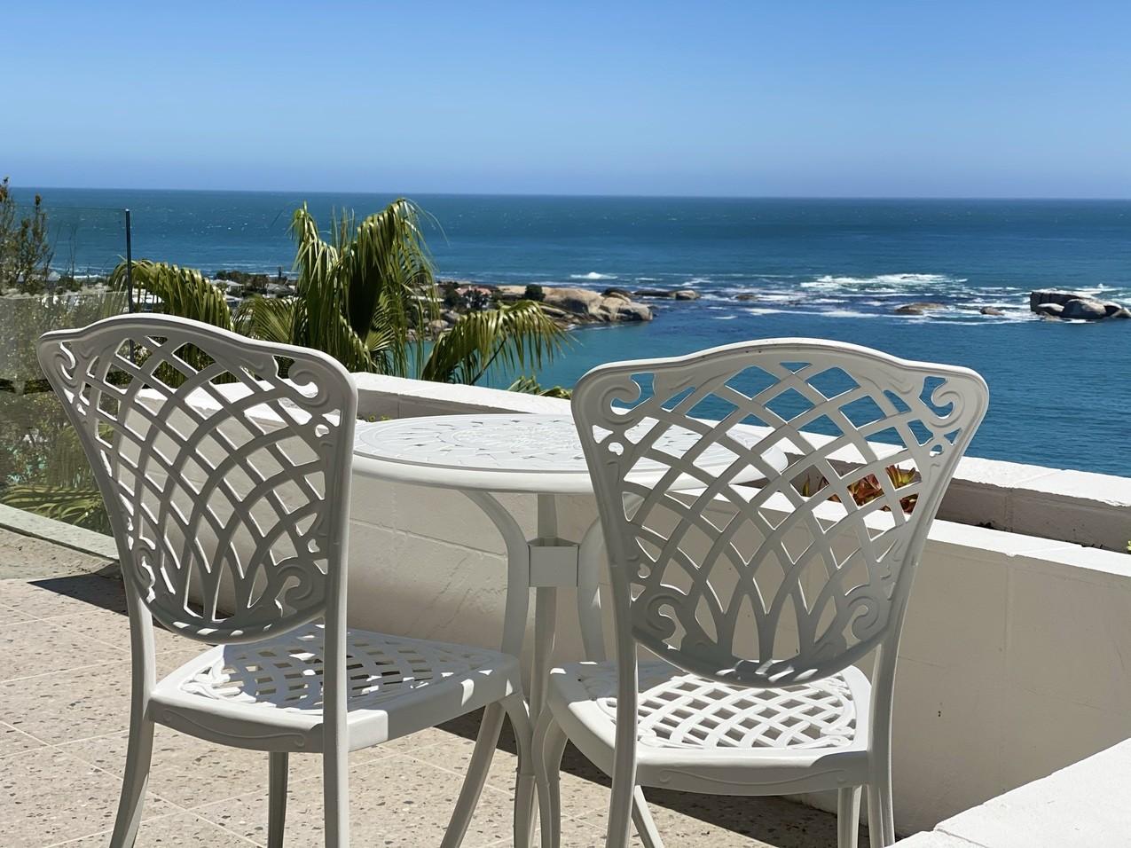 Clifton Mansion Villa Marine Room balcony2