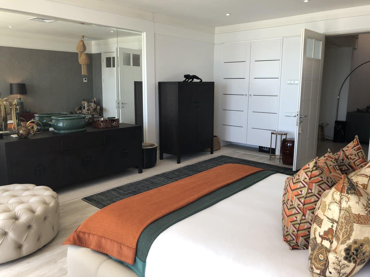 Clifton Mansion Villa Oriental Room